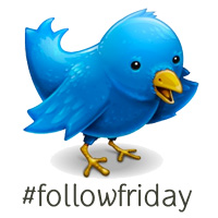 Twitter Follow Friday #FF hashtag